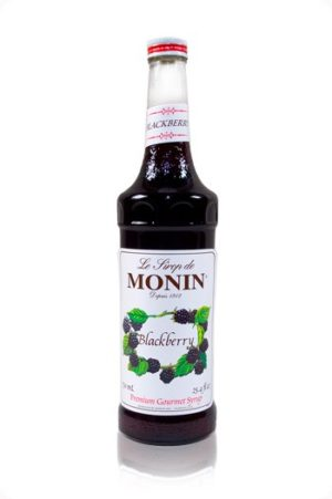 Monin Blackberry Syrup 70cl
