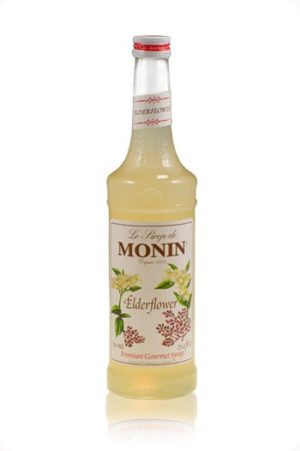 Monin Elderflower Syrup 70cl