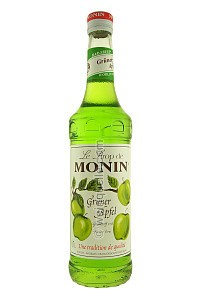 Monin Green Apple Syrup 70cl