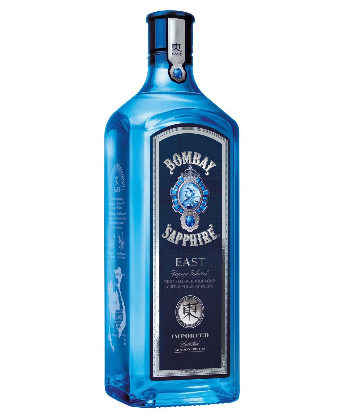 Bombay Sapphire Dry Gin 70cl