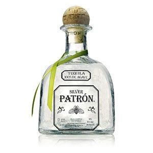 Patron Silver Tequila 70cl