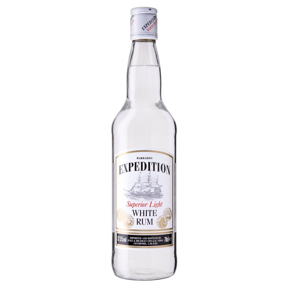 Expedition White Rum