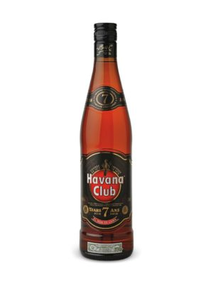 Havana Club Anejo Anons 7 year Old Rum 70cl