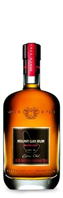 Mount Gay Extra old Golden Rum 70cl