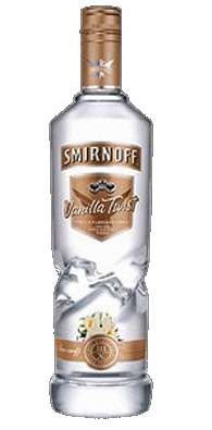 Smirnoff Vanilla Vodka 70cl