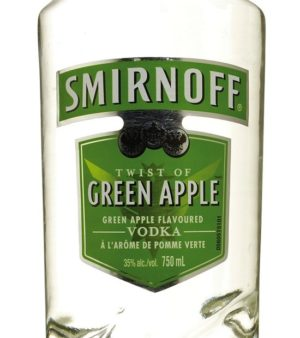 Smirnoff Vodka Apple Vodka 70cl