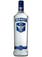 Smirnoff Vodka Blueberry Twist Vodka 1L