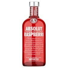 Absolut Vodka Rasberri 70cl