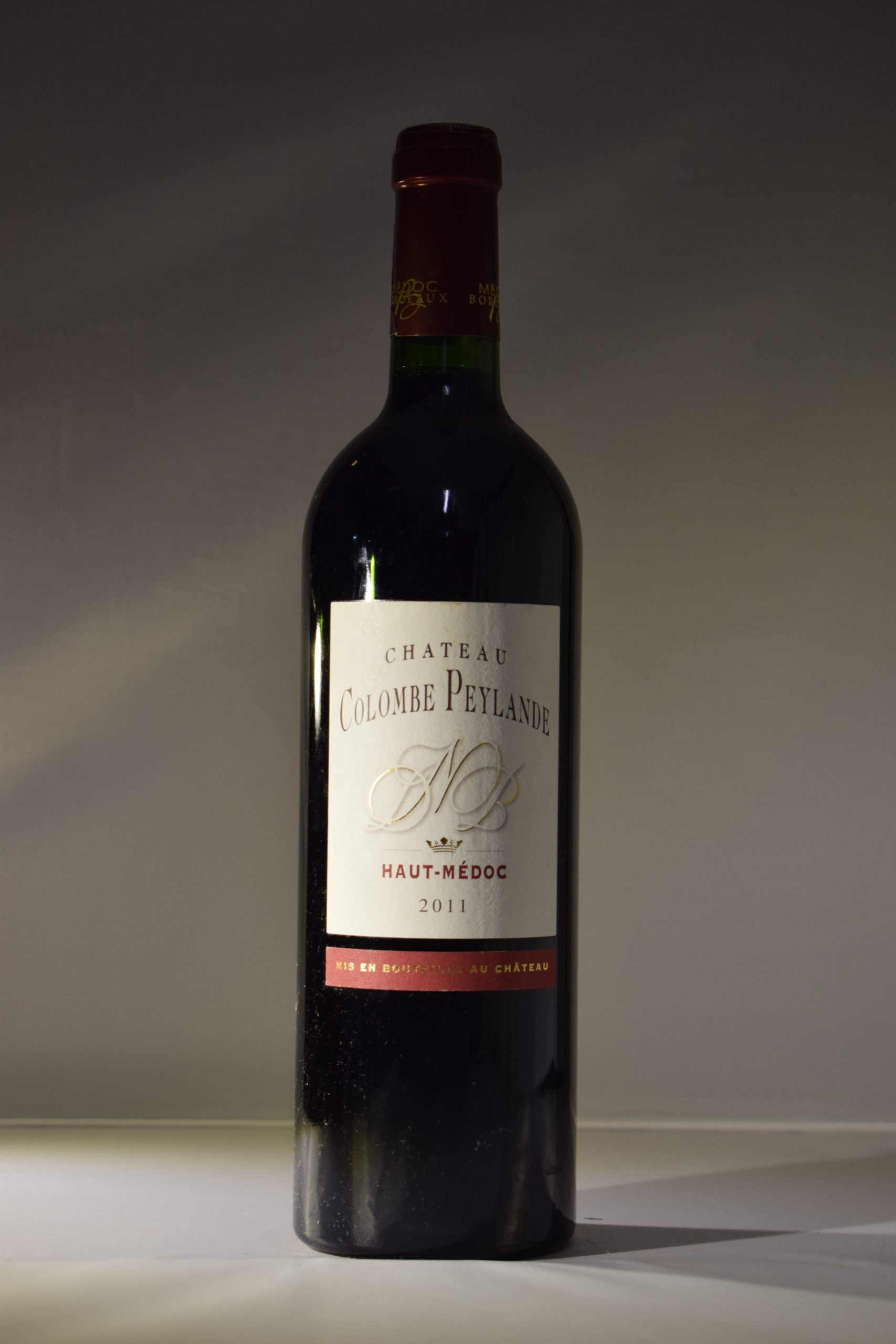 Chateau Colombe Peylande Haut-Medoc 2011 Front