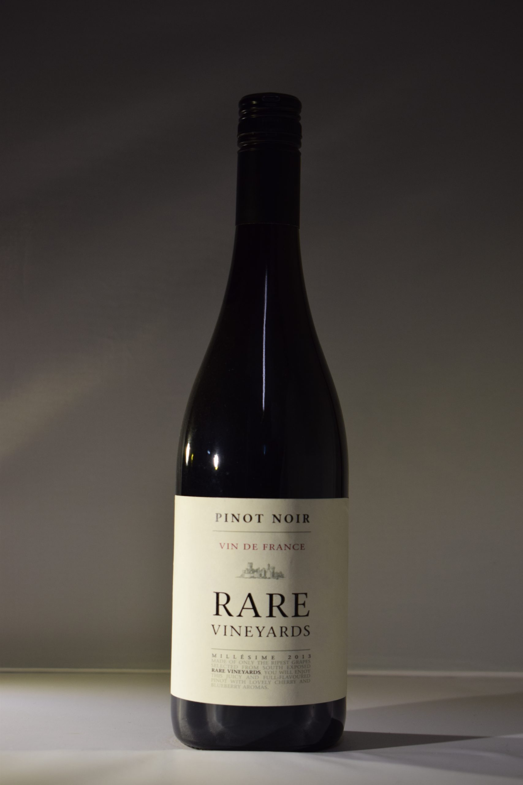 Rare Vineyards Pinot Noir 2013