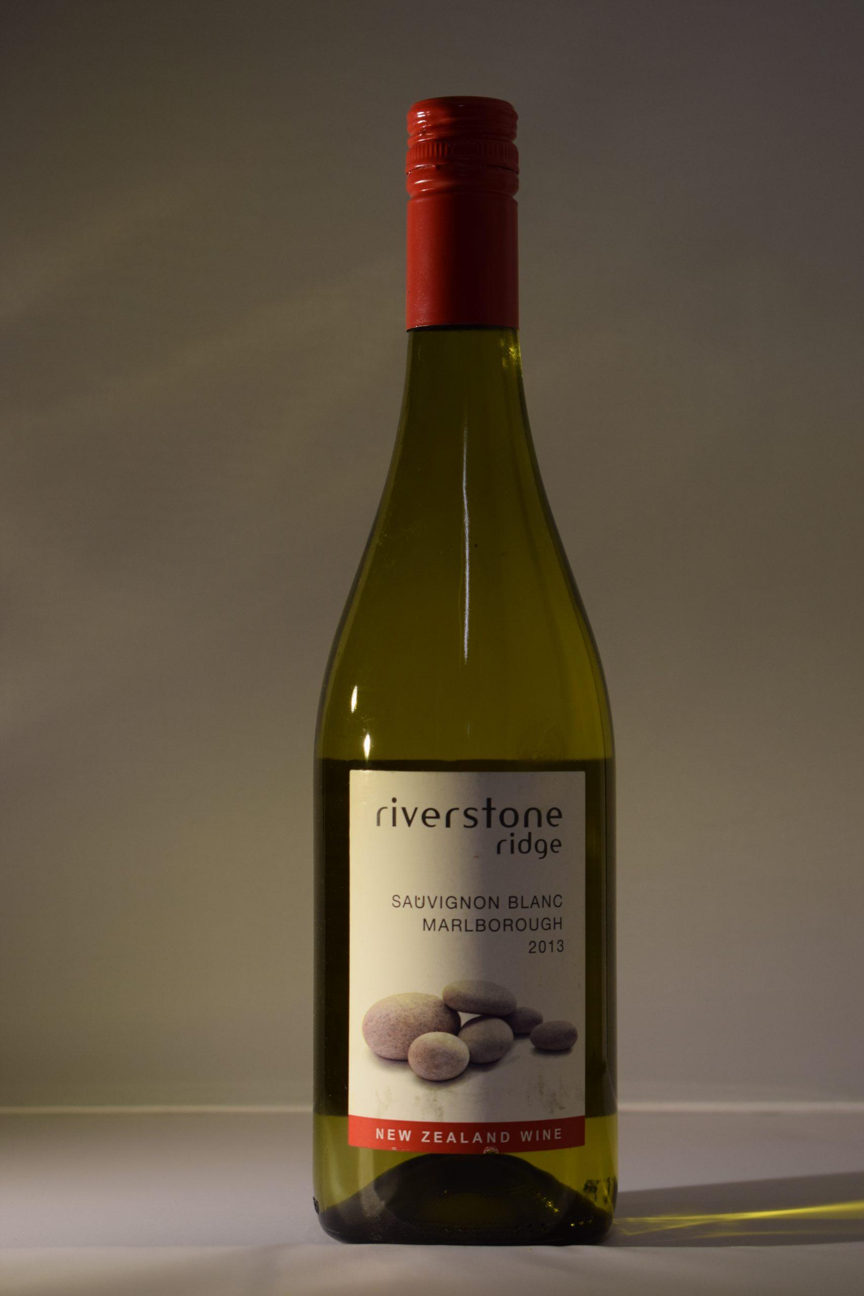 Riverstone Ridge Sauvignon Blanc 2013 Front