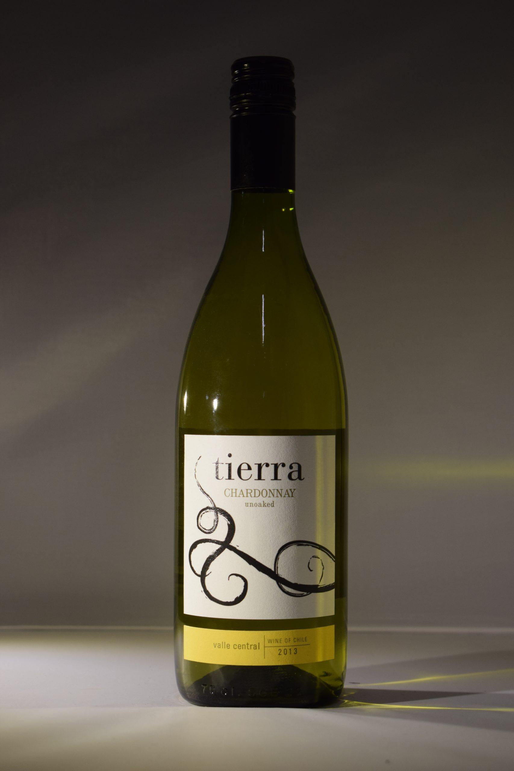 Tierra Chardonnay 2013 Front