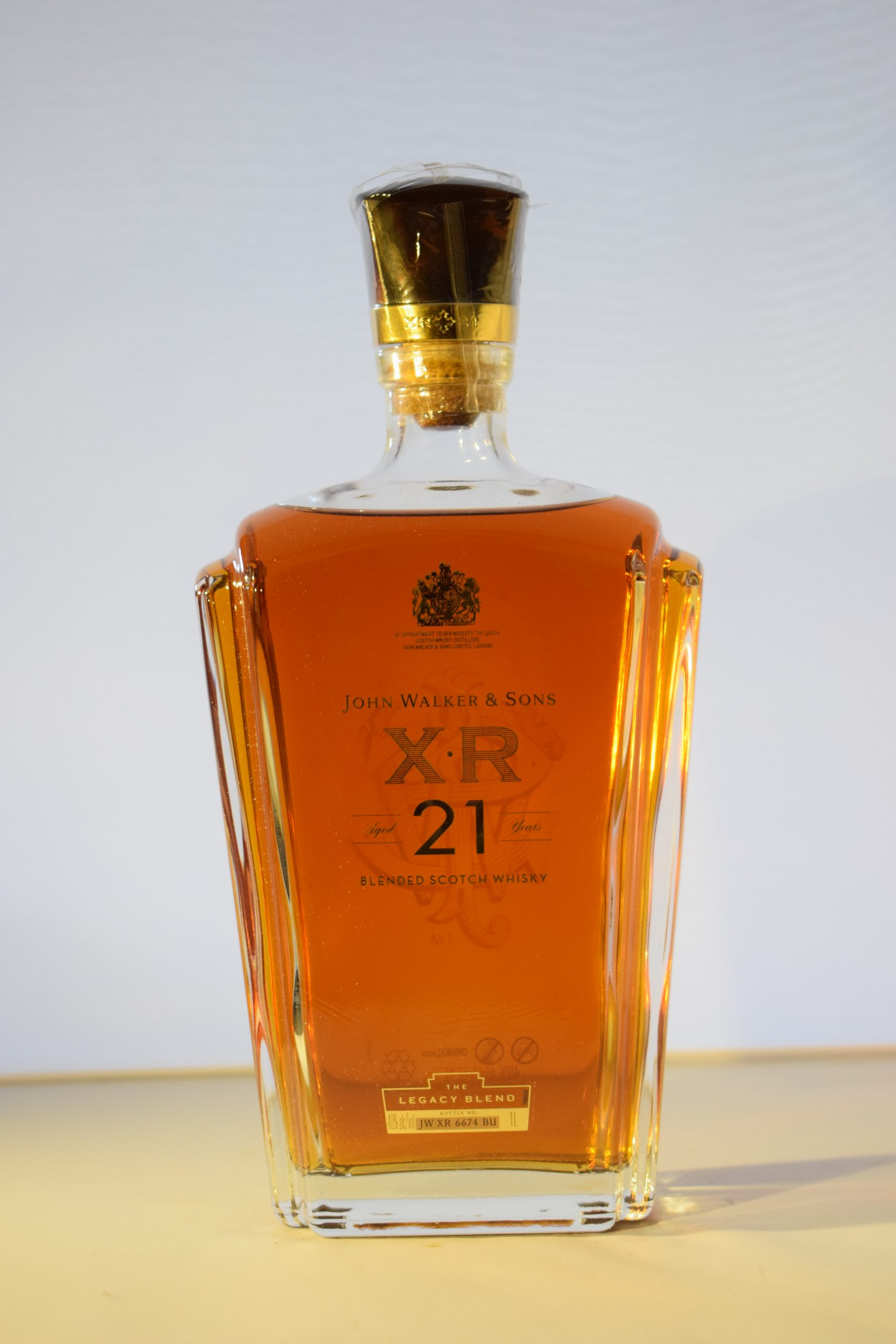 Johnnie Walker X.R 21 Year 70cl