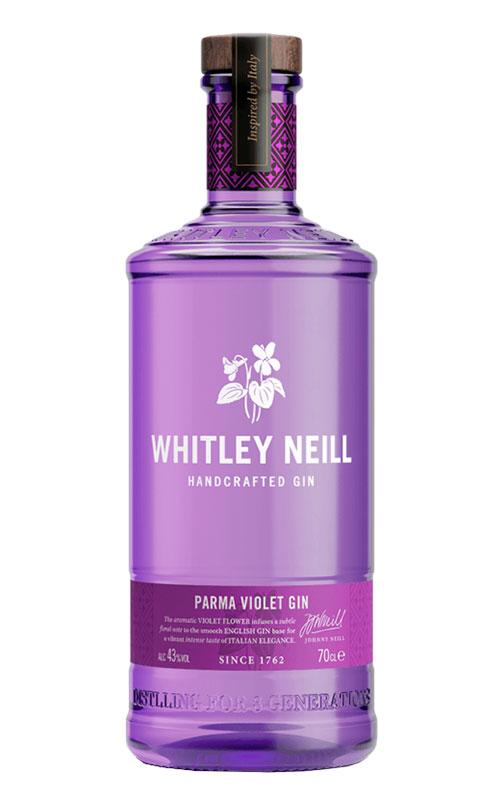 Whitley Neill Gin – Parma Violet 70cl