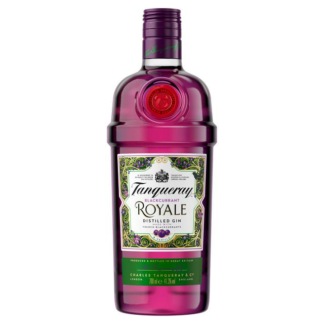 tanqueray royale